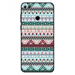 Huawei Y9 2018 Mexican Embroidery Cover