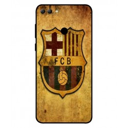 Coque FC Barcelone Pour Huawei Y9 2018