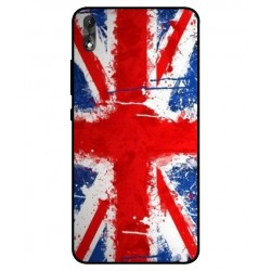Coque UK Brush Pour Wiko Robby 2