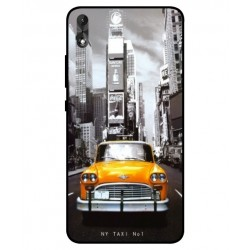 Coque New York Taxi Pour Wiko Robby 2