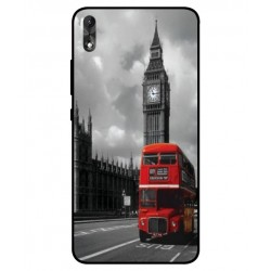 Wiko Robby 2 London Style Cover