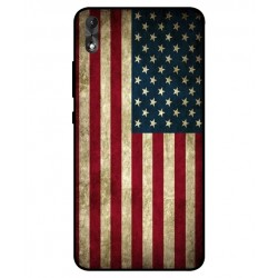 Coque Vintage America Pour Wiko Robby 2