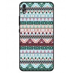 Wiko Robby 2 Mexican Embroidery Cover