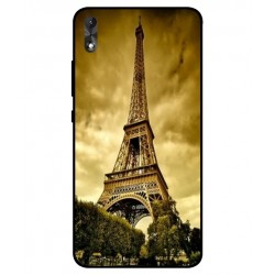 Wiko Robby 2 Eiffel Tower Case