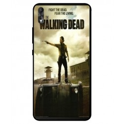 Wiko Robby 2 Walking Dead Cover