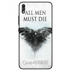 Protection All Men Must Die Pour Wiko Robby 2