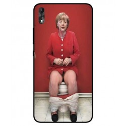 Wiko Robby 2 Angela Merkel On The Toilet Cover