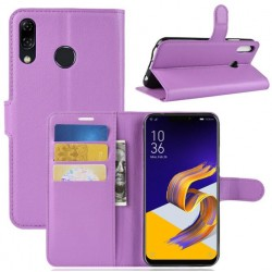 Asus Zenfone Max M1 ZB555KL Purple Wallet Case