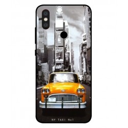 Xiaomi Mi A2 Mi 6X New York Taxi Cover