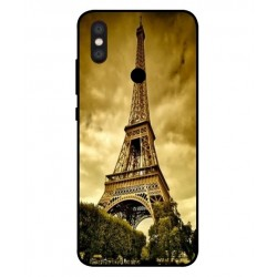 Xiaomi Mi A2 Mi 6X Eiffel Tower Case