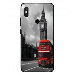 Xiaomi Redmi S2 London Style Cover