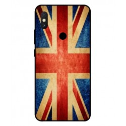Xiaomi Redmi S2 Vintage UK Case