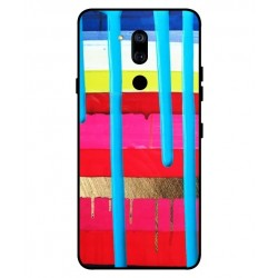 LG G7 ThinQ Brushstrokes Cover