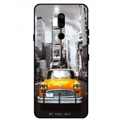 Coque New York Taxi Pour LG G7 ThinQ