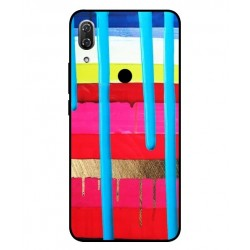Wiko View 2 Brushstrokes Cover
