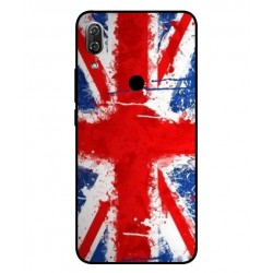 Wiko View 2 UK Brush Cover