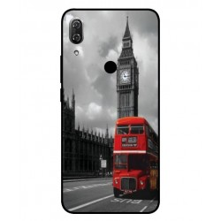 Wiko View 2 London Style Cover