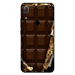 Wiko View 2 I Love Chocolate Cover