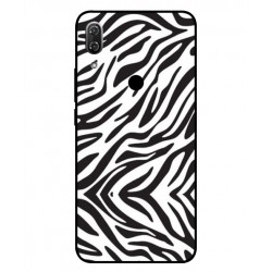 Wiko View 2 Zebra Case