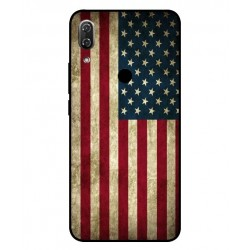 Wiko View 2 Vintage America Cover