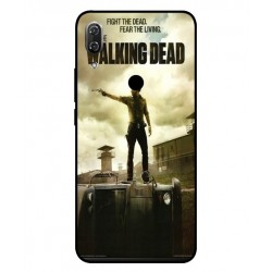 Wiko View 2 Walking Dead Cover