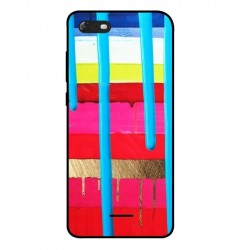 Wiko Tommy 3 Brushstrokes Cover