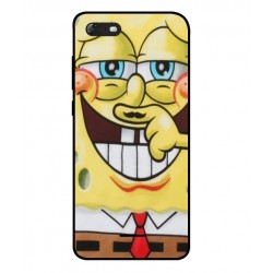 Wiko Tommy 3 Yellow Friend Cover