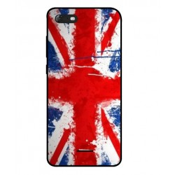 Coque UK Brush Pour Wiko Tommy 3