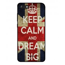 Wiko Tommy 3 Keep Calm And Dream Big Cover