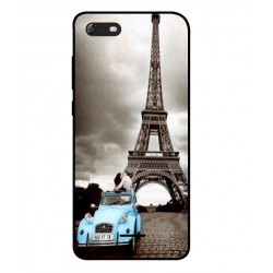 Wiko Tommy 3 Vintage Eiffel Tower Case