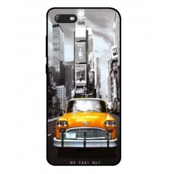 Wiko Tommy 3 New York Taxi Cover