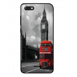 Protection London Style Pour Wiko Tommy 3