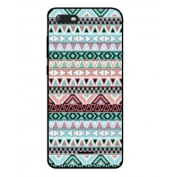 Wiko Tommy 3 Mexican Embroidery Cover