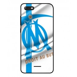 Wiko Tommy 3 Marseilles Football Case