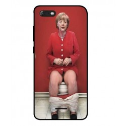 Wiko Tommy 3 Angela Merkel On The Toilet Cover