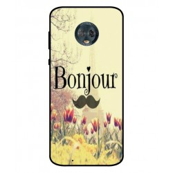 Motorola Moto G6 Hello Paris Cover