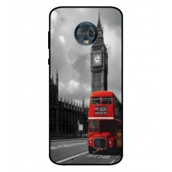 Motorola Moto G6 London Style Cover