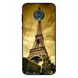 Motorola Moto G6 Eiffel Tower Case