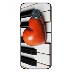 Motorola Moto G6 I Love Piano Cover