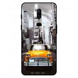 OnePlus 6 New York Taxi Cover