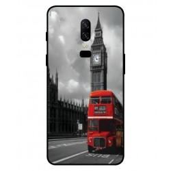 OnePlus 6 London Style Cover