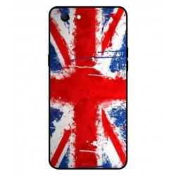 Coque UK Brush Pour Oppo Realme 1