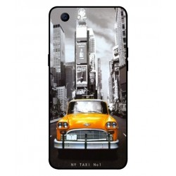Oppo Realme 1 New York Taxi Cover