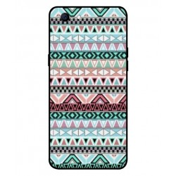Coque Broderie Mexicaine Pour Oppo Realme 1