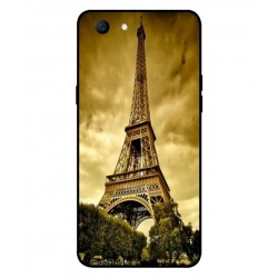Oppo Realme 1 Eiffel Tower Case