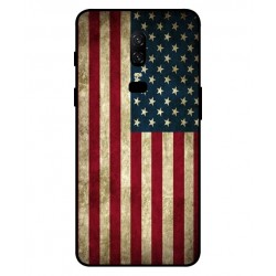 Coque Vintage America Pour OnePlus 6