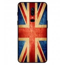 OnePlus 6 Vintage UK Case