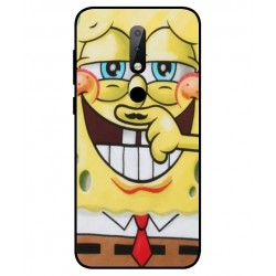 Nokia X6 Yellow Friend Cover