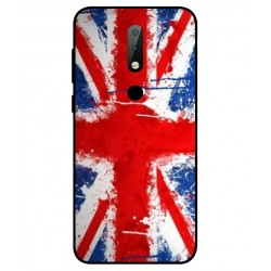 Nokia X6 UK Brush Cover