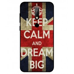Nokia X6 Keep Calm And Dream Big Cover